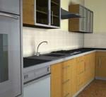 Kuchyn dub53
